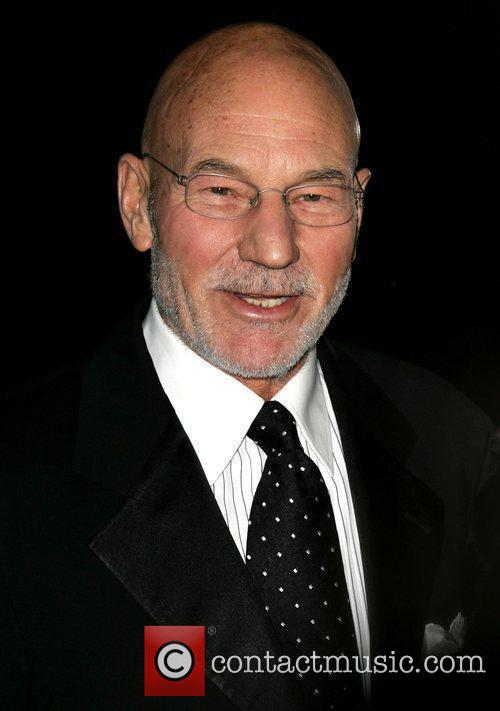 Patrick Stewart, Laurence Olivier and Grosvenor House 1