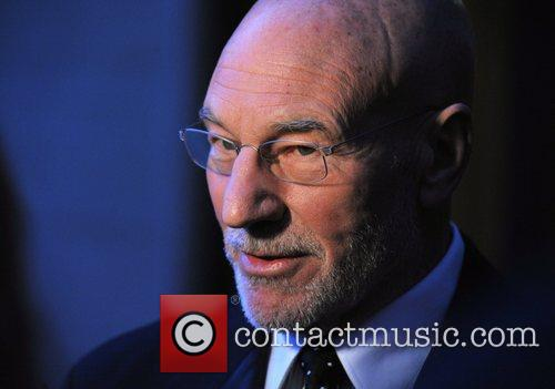Patrick Stewart The Laurence Olivier Awards 2009 at...