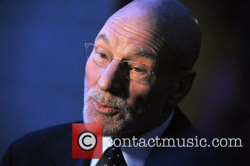 Patrick Stewart, Laurence Olivier and Grosvenor House 4