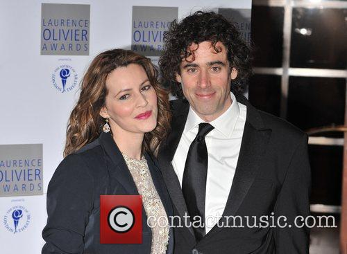 Stephen Mangan The Laurence Olivier Awards 2009 at...