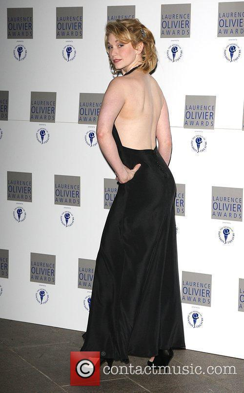 Emma Williams The Laurence Olivier Awards 2009 at...