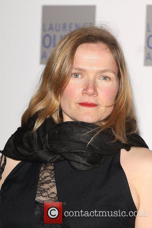 Jessica Hynes The Laurence Olivier Awards 2009 at...