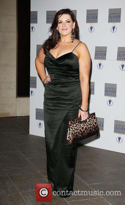 Jodie Prenger The Laurence Olivier Awards 2009 at...