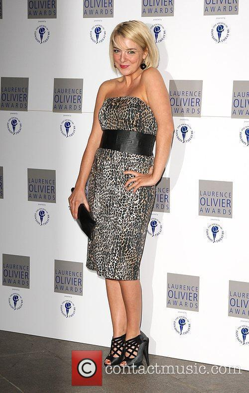 Sheridan Smith The Laurence Olivier Awards 2009 at...