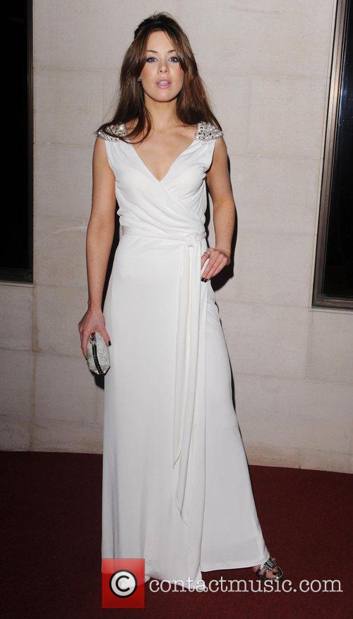 Roxanne McKee  The Laurence Olivier Awards 2009...