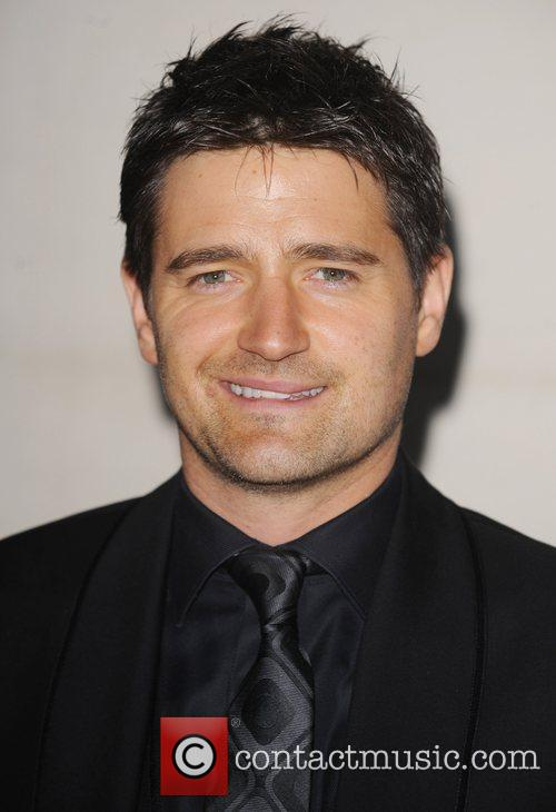 Tom Chambers  The Laurence Olivier Awards 2009...