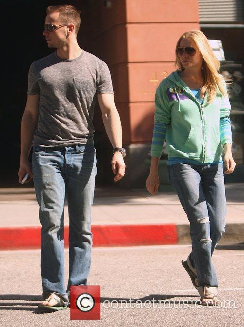 Leann Rimes, Husband Dean Sheremet, Wearing Flip Flops and Leaving A Medical Building In Bevelry Hills 1