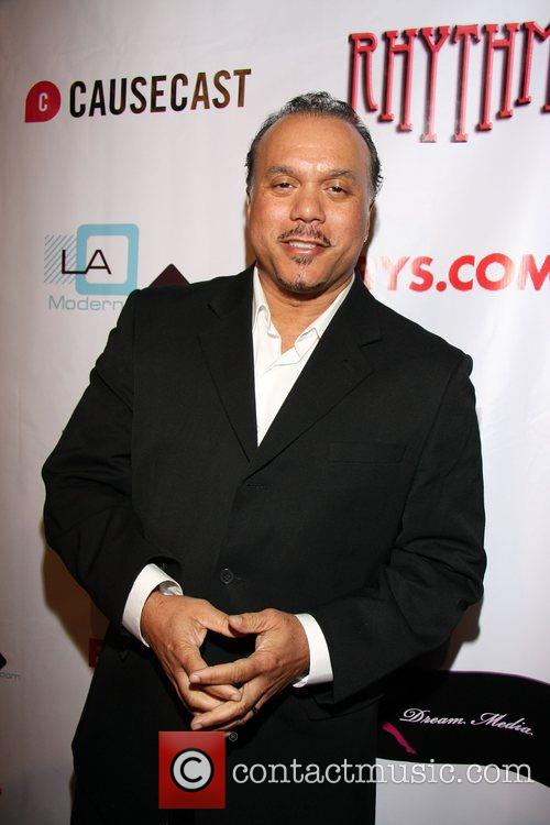 Howard Hewett 2nd Annual Leather Meets Lace event...