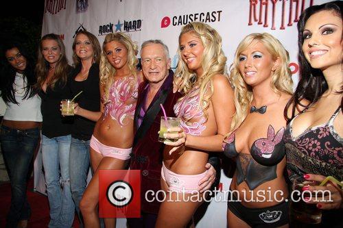 Hugh Hefner, Jenny Mccarthy and Playboy 1