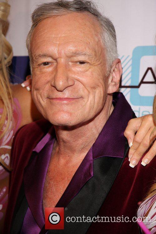 Hugh Hefner, Jenny Mccarthy and Playboy 3