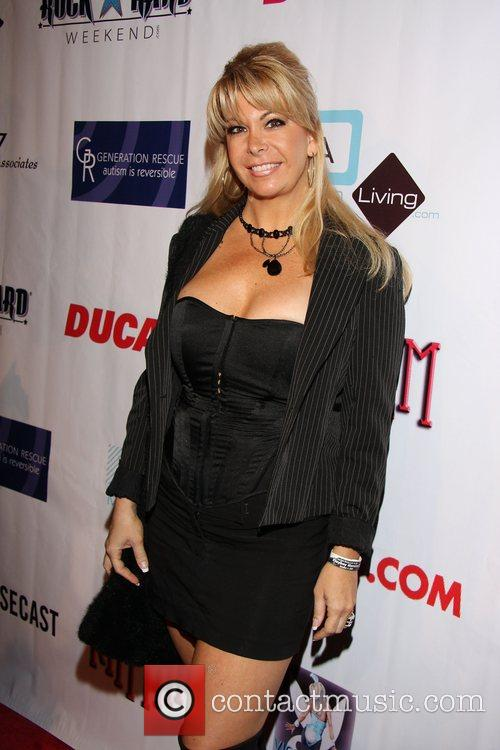 Shari Eckert 2nd Annual Leather Meets Lace event...
