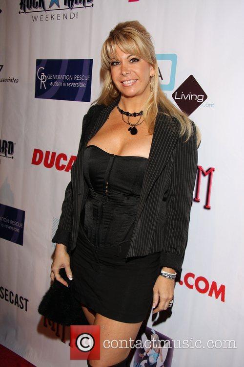 Shari Eckert, Jenny Mccarthy and Playboy 2