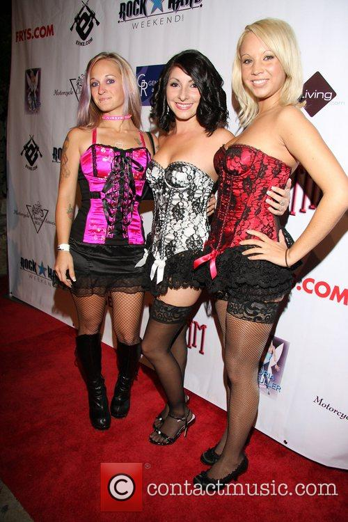 Whiskey Girls 2nd Annual Leather Meets Lace event...