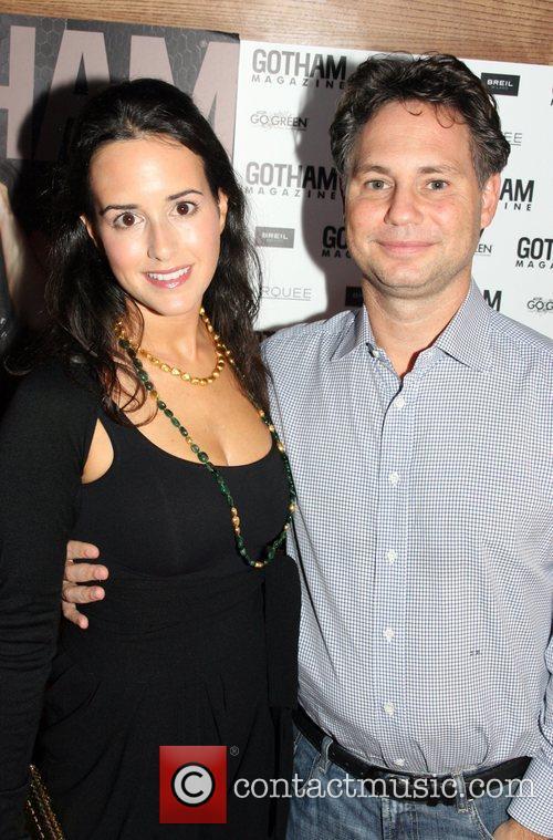 Haley Lieberman Binn and Jason Binn Leighton Meester...