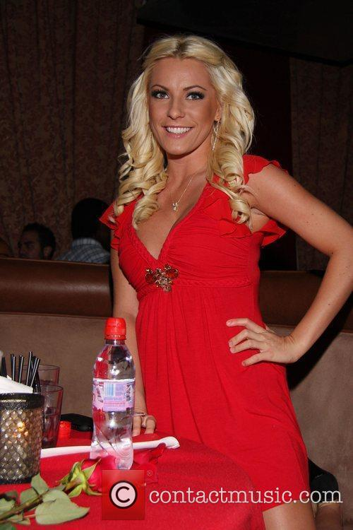Crystal Harris The launch of Lengths for Love...