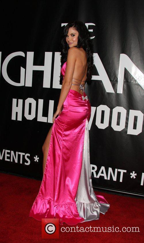 Jayde Nicole The launch of Lengths for Love...