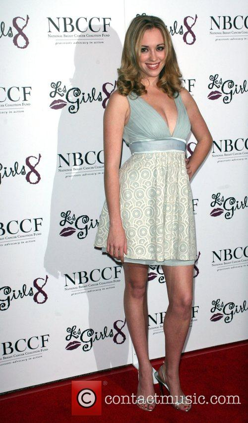 Andrea Bowen Les Girls 8 to Benefit the...