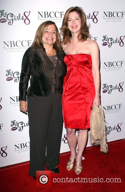 Fran Visco and Dana Delany Les Girls 8...