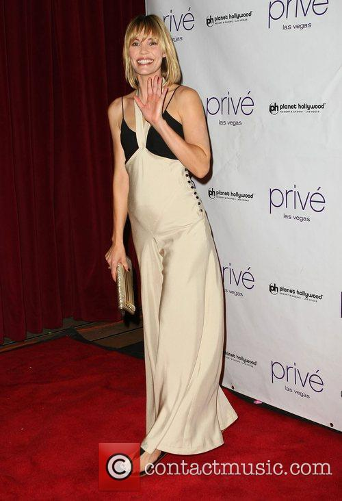 Hosts an evening at Prive' inside Planet Hollywood...