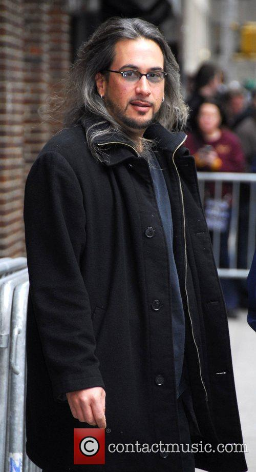 Jeff Chimenti of The Dead outside the Ed...
