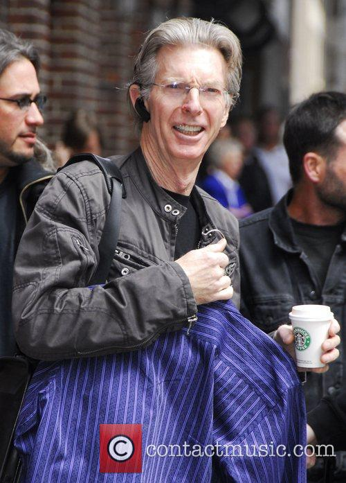 Phil Lesh of The Dead outside the Ed...