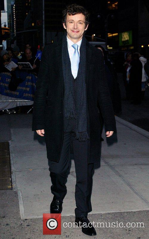 Michael Sheen and David Letterman 3