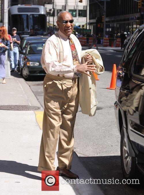 Bill Cosby and David Letterman 3