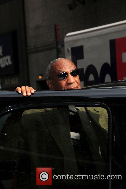 Bill Cosby and David Letterman 5