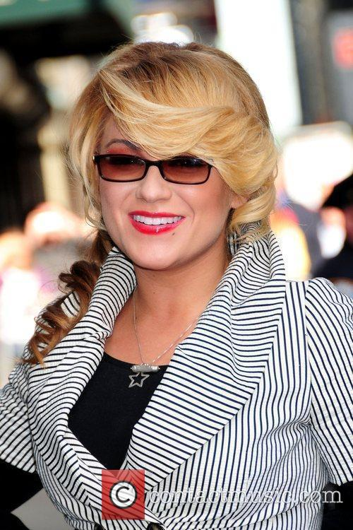Melody Gardot and David Letterman 8