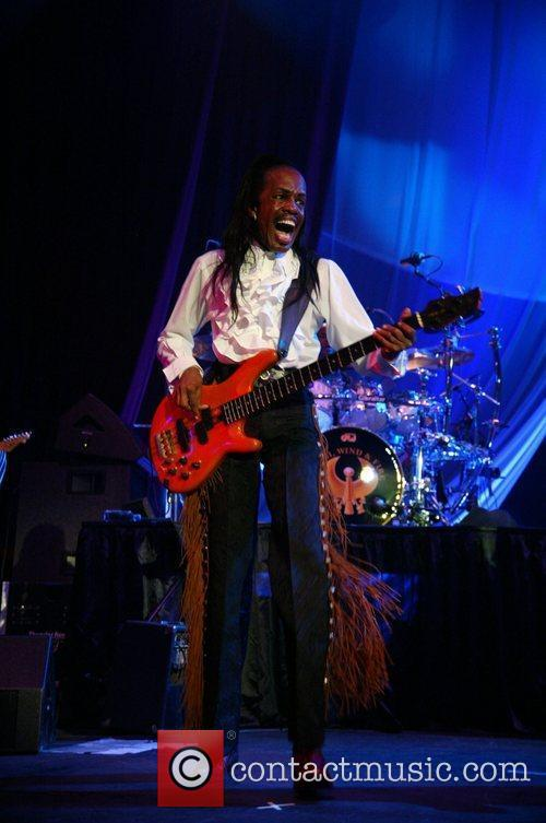 Earth Wind And Fire and Washington Convention Center 1