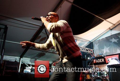 The last Levi's Fader Fort held at SXSW