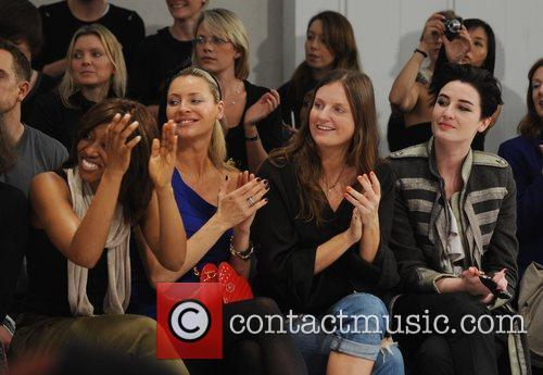 London Fashion Week Autumn/Winter 2009 - Ashley Isham...
