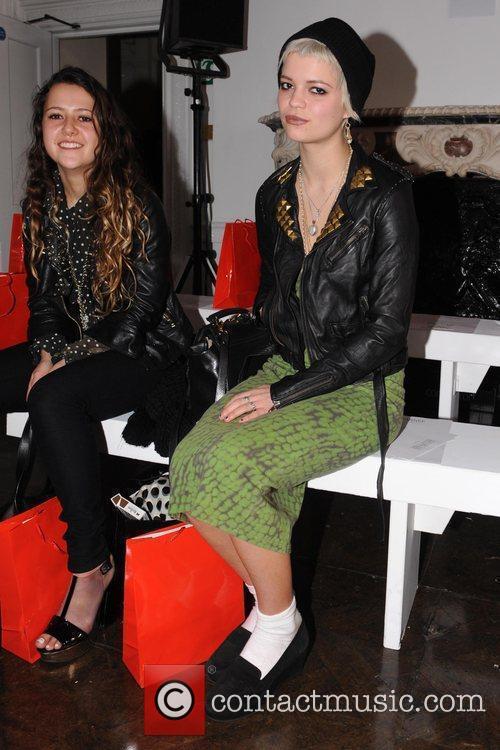 London Fashion Week Autumn/Winter 2009 - Charles Anastase...