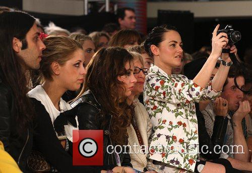 Blake Wood, Peaches Geldof and Jaime Winstone London...