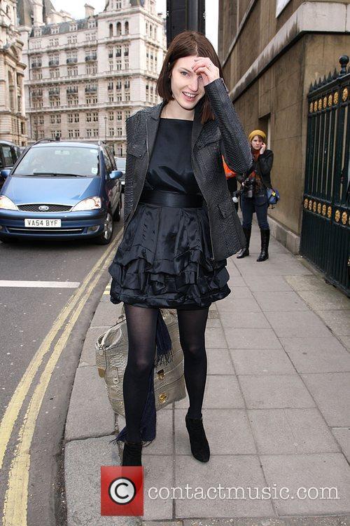 London Fashion Week Autumn/Winter 2009 - Julien Macdonald...