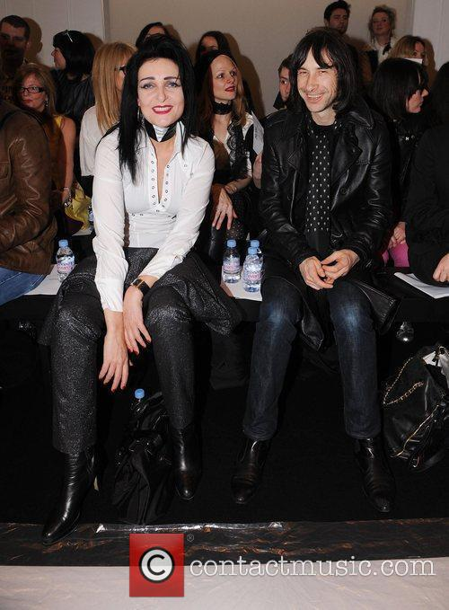 Siouxsie Sioux, Bobby Gillespie and London Fashion Week 2
