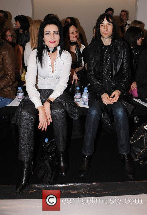 Siouxsie Sioux, Bobby Gillespie and London Fashion Week 3