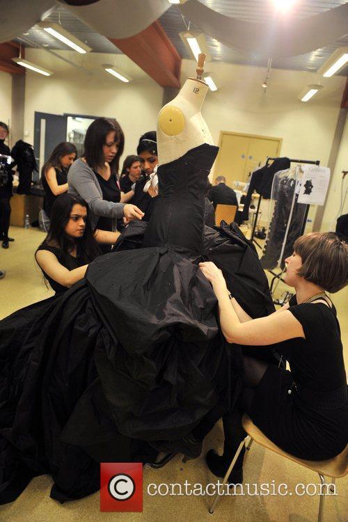 Atmosphere London Fashion Week Autumn/Winter 2009 - Qasimi...