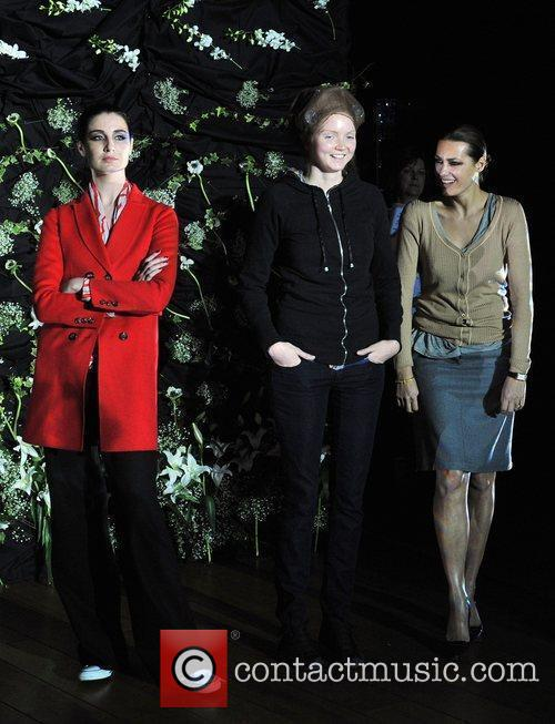 London Fashion Week Autumn/Winter 2009 - Qasimi -...