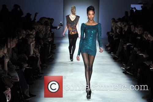 Jourdan Dunn, London Fashion Week