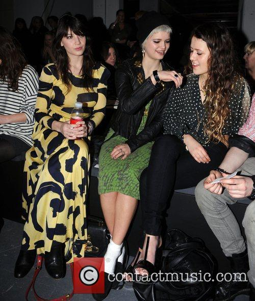 London Fashion Week Autumn/Winter 2009 - Topshop Unique...