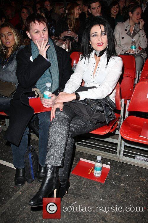 London Fashion Week Autumn/Winter 2009 - Vivienne Westwood...