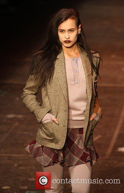 Alice Dellal London Fashion Week Autumn/Winter 2009 -...