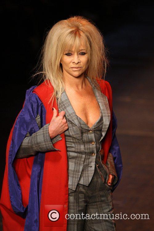Jo Wood London Fashion Week Autumn/Winter 2009 -...