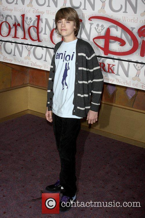 Cole Sprouse Cast of Disney Channel's Hit Series...
