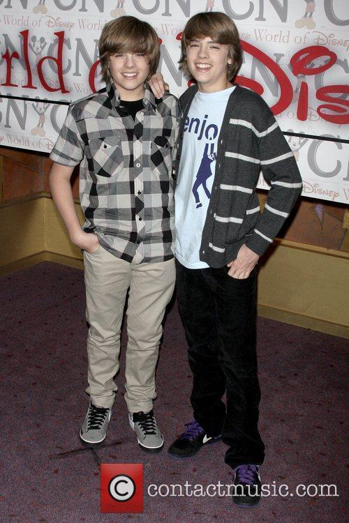 Dylan Sprouse and Cole Sprouse Cast of Disney...