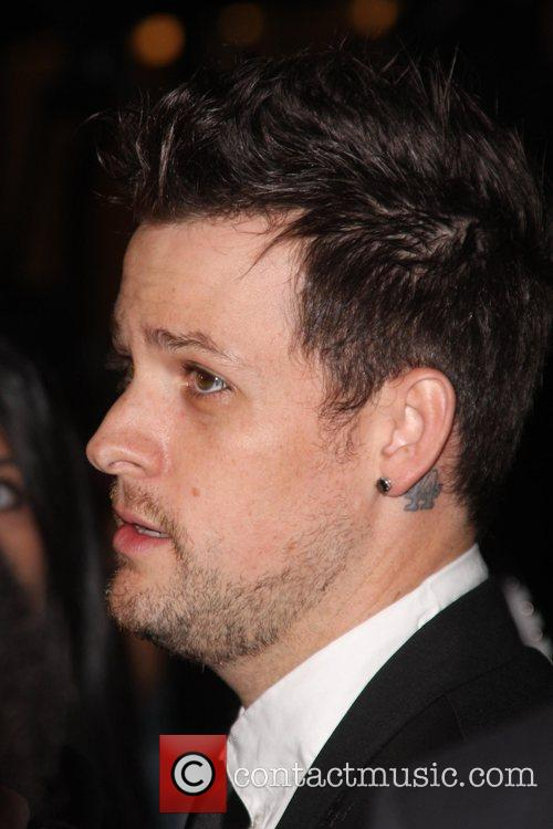 Joel Madden switches on the lights at UNICEF's...