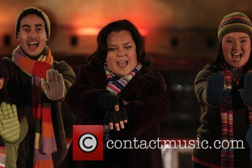 Rosie O'Donnell and the Broadway Kids 76th Annual...