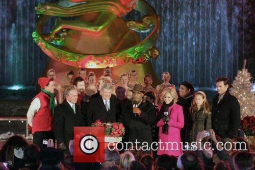 76th Annual Rockefeller Center Christmas Tree Lighting