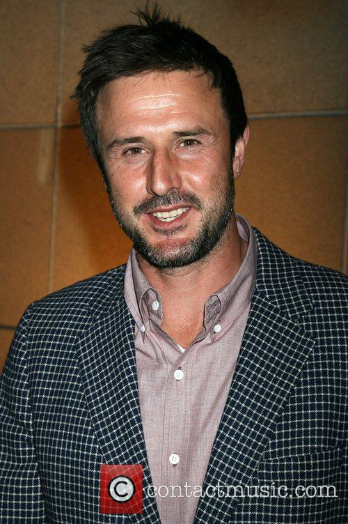 David Arquette The 'Lights on Bowl' benefit held...
